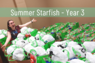 Abbotsford Summer Starfish - Year 3